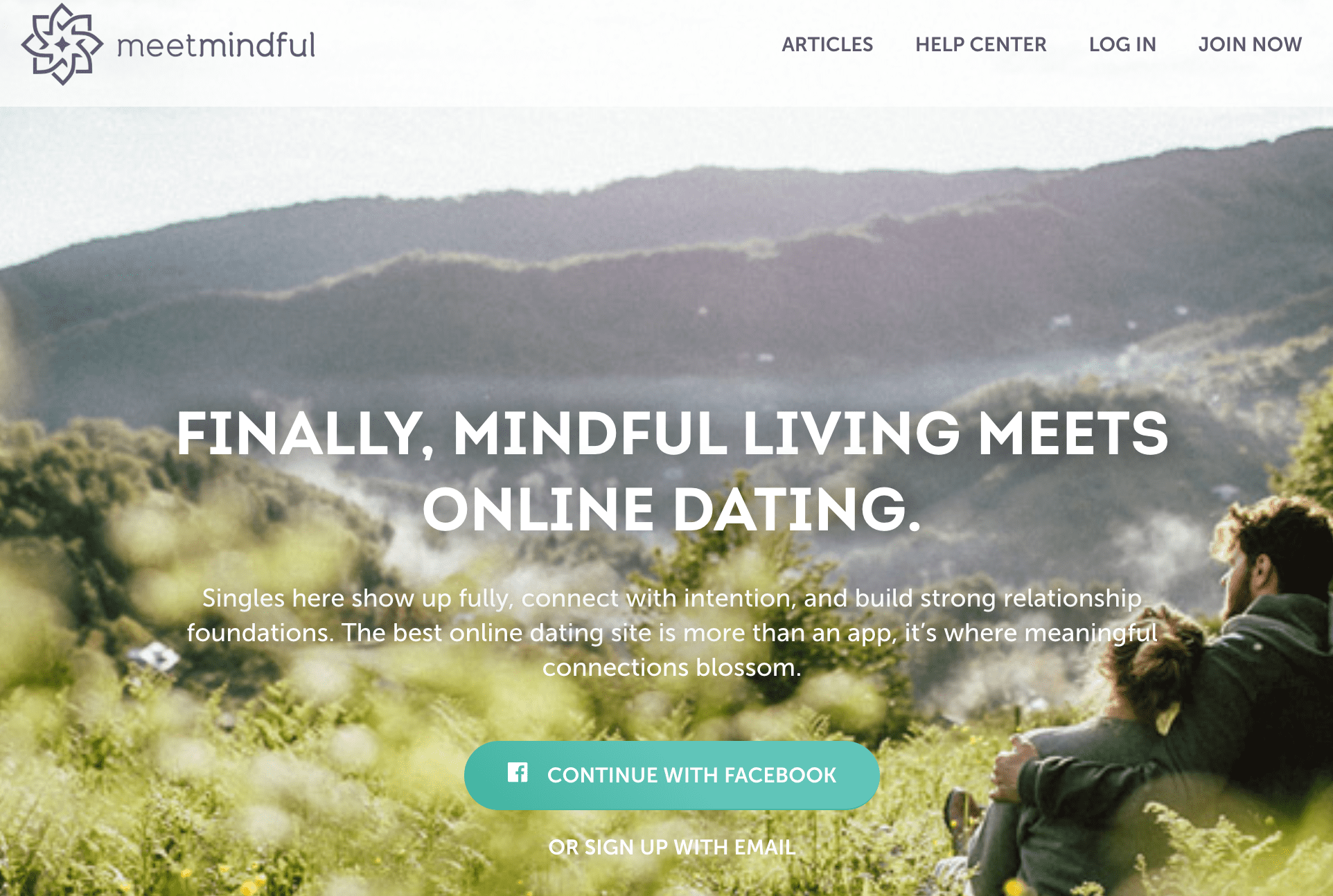 Meet Mindful registration