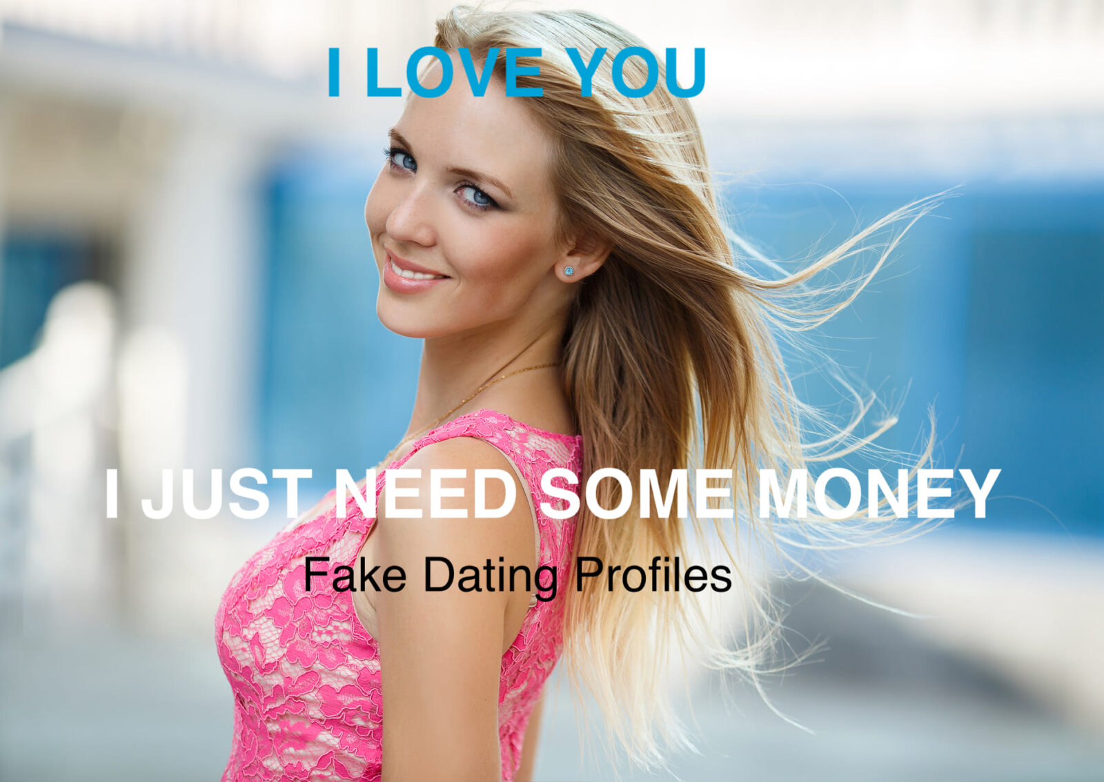 How to detect a fake dating profile?