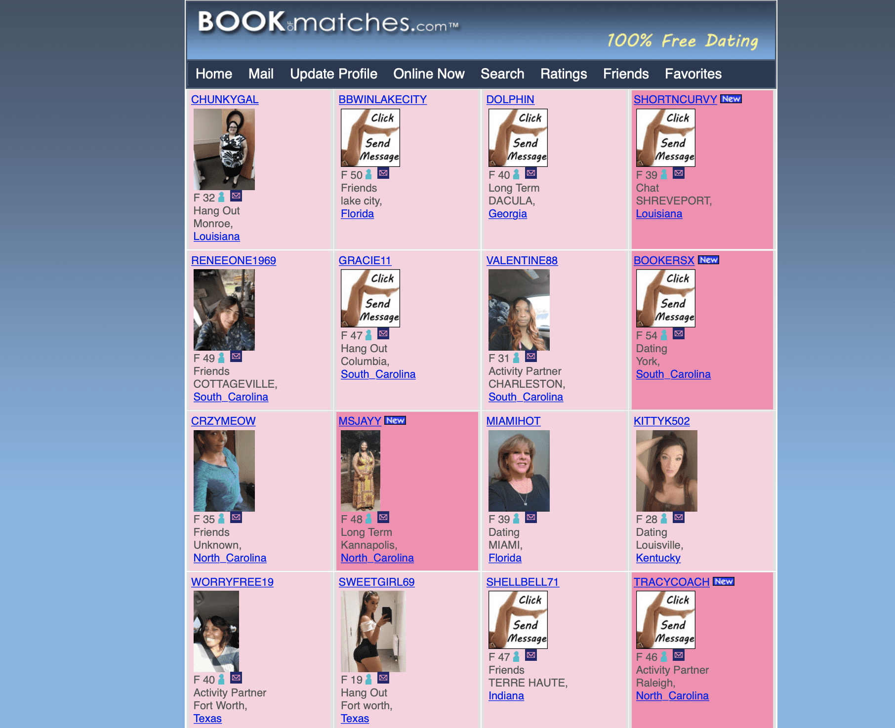 profiles bookofmatches
